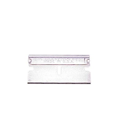 Alvin Single Edge Razor Blade (100 per Box) 0238