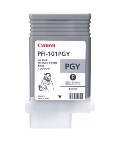 Canon PFI-101PGY Photo Gray Pigment Ink Tank 0893B001AA