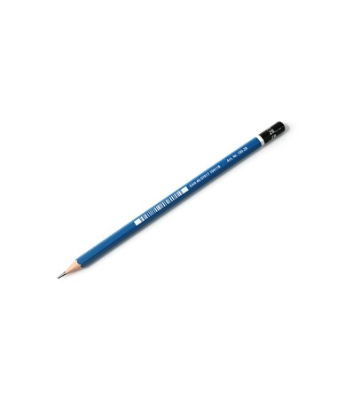 Alvin Lumograph Drawing Pencil B Series (Qty.12) 100-20B