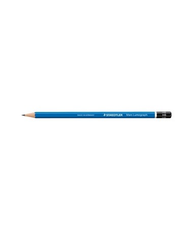 Alvin Lumograph Drawing Pencil HB (Qty.12) 100-HB