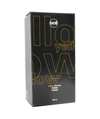 Oce TCS Yellow Ink Cartridge 1060019425