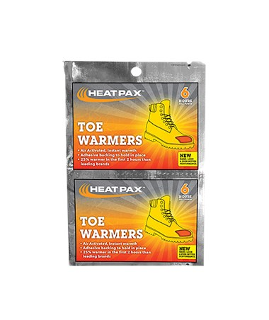 Heat Pax Toe Warmers 1100-10R