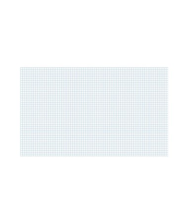 Alvin Quadrille Paper With 4 x 4 Grid (Qty. 50 Sheets) 1432-10