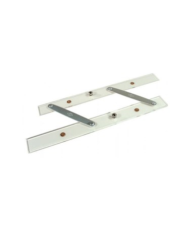 FOLDING PARALLEL RULER 18 in 1500-180