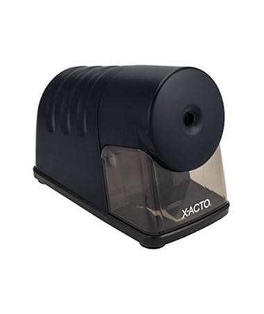 X-Acto Powerhouse Electric Pencil Sharpener Black 1799