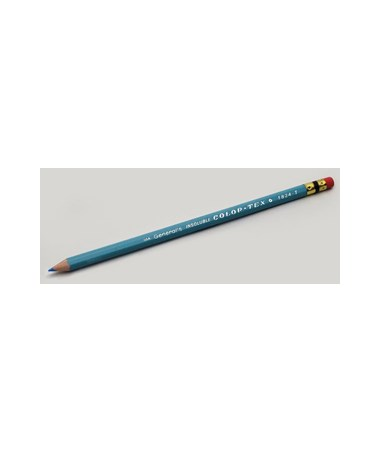 General's Color-Tex Non-Photo Blue Pencil (12-Pack) 1825T