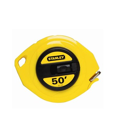 TStanley 50-Foot Steel Long Tape Measure 34103