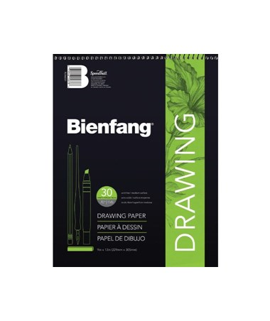 Bienfang Raritan Drawing Paper Pad (Qty. 30 Sheets) 523WB-2210