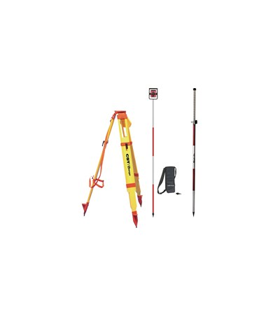 CST/Berger Total Station Basic Construction Staking Kit 56-TSKIT-CS 56-TSKIT-CS