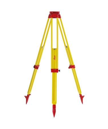 Leica GST Professional 5000 Series Telescoping Wooden Tripod 667301
