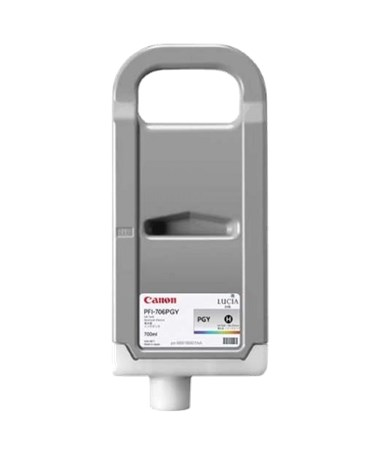 Canon PFI-706PGY Photo Gray Pigment Ink Tank 6691B001AA