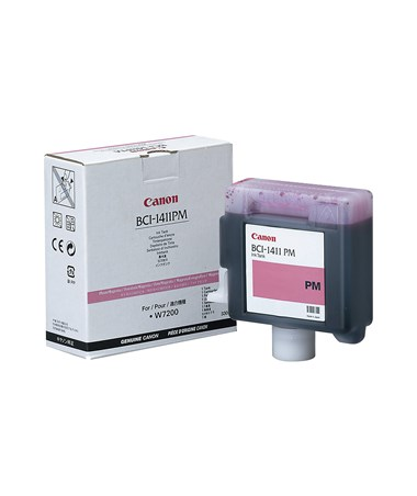 Canon BCI-1411PM Photo Magenta Dye Ink Tank 7579A001AA