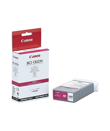 Canon BCI-1302M Magenta Dye Ink Tank 7719A001AA