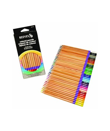 Reeves Colored Pencil 36-Color Set 8910136