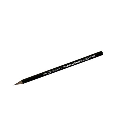 General's All-Art Woodless Graphite Pencil (Qty. 12) 97-HB