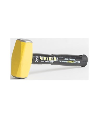 ABC Stryker Pro 4 Pounds Hand Sledge Hammer ABCPRO412S