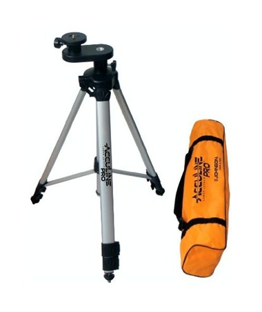 Acculine Pro Aluminum Tripod with 1/4-20 Adapter ACC40-6861