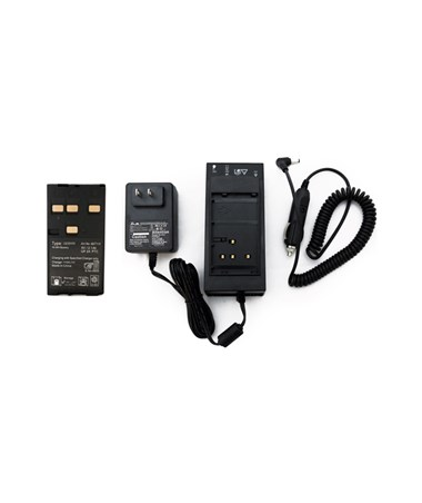 AdirPro 111112KIT NiHM Battery & Charger Combo Pack (Leica Compatible)