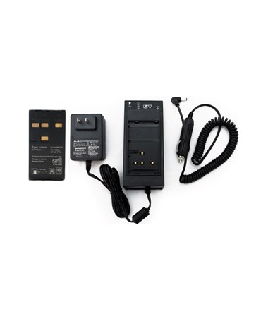 AdirPro 121112KIT NiHM Battery & Charger Combo Pack (Leica Compatible)