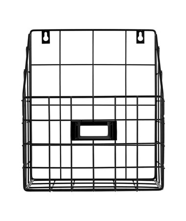 AdirHome 1-Slot Wire Mail Basket ADI304-01