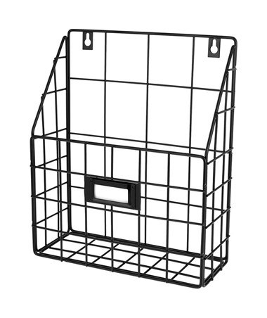 AdirHome 1-Slot Wire Mail Basket 304-01