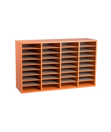 36 Compartments - Orange