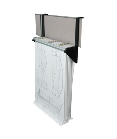 Adir Cubicle Wall Rack ADI618-