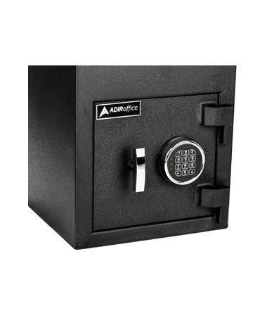 AdirOffice Drop-Box Safe with Digital Keypad Lock
