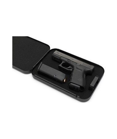 Adir Portable On-the-Go Pistol Safe ADI672-100-BLK