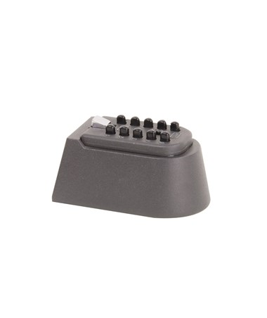 Adir Key Storage Box - Push Button Lock 685-01-BLK