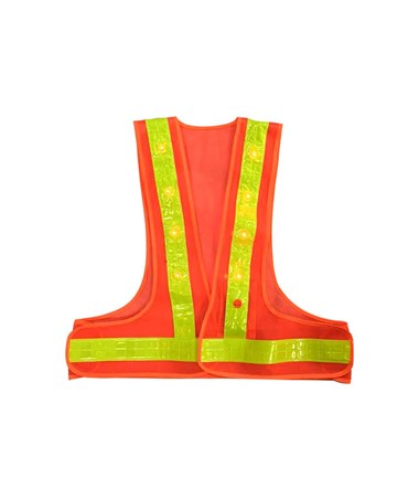 AidrPro LED Light Safety Vest ADI716-10
