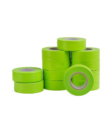 150 Ft. Fluorescent Flagging Tape (12-Pack) ADI719-150-FLL-