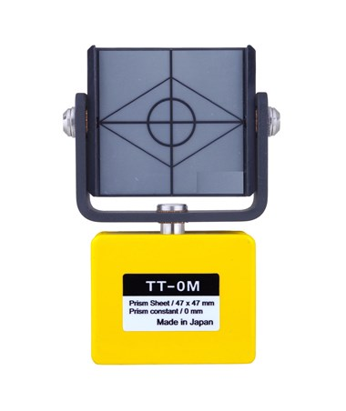 AdirPro Monitoring Prism Sheet with Magnetic Target ADI720-22