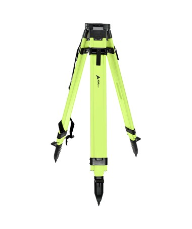 Aluminum Universal Contractor's Tripod with Quick Clamp - HiViz Green ADI740-02-HVG