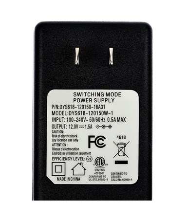 Dual Charger for Getac PS236 / PS336 Li-ion Battery ADI77236336DC