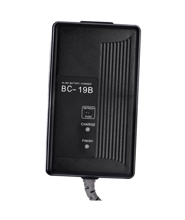 BC-19B Charger for the Topcon BT-31Q and BT-32Q Battery ADI77BC19B