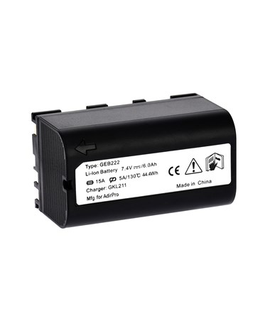 GEB222 Li-Ion Battery for Leica Piper Series Lasers ADI77GEB222