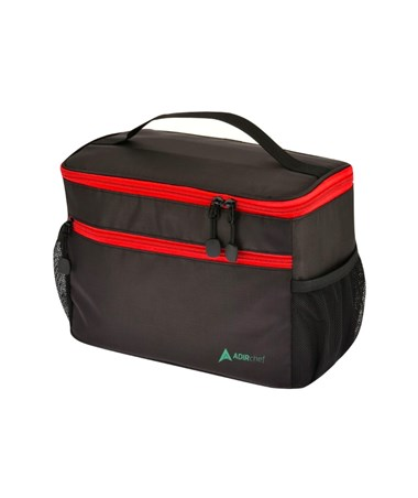 AdirChef 800-01-02-RED Travel Pouch for AdirChef Grab & Go Coffee Maker Red