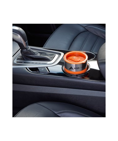 AdirChef 15 Oz. All Stainless Steel Travel Mug, Orange ADI800-01-ORG-MUG