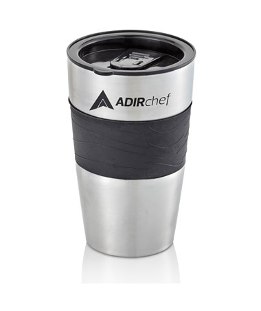 AdirChef 15 Oz. All Stainless Steel Travel Mug ADIADI800-01-MUG-