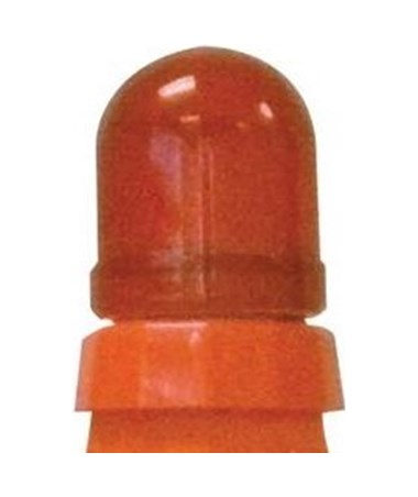 Red LED Light for Aervoe Collapsible Safety Cone AER1195-
