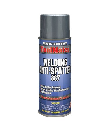 Aervoe ToolMates Welding Anti-Spatter Spray (12-Pack) AER887