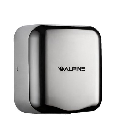 Alpine Hemlock High Speed Commercial Hand Dryer, Chrome, 120 Volts 400-10-CHR