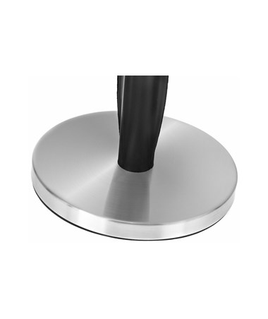 Alpine 433-07 Pewter Perfect Paper Towel Holder Ring Top
