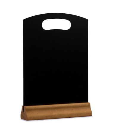 "Alpine Table-Top Memo Display Chalk Board, 11.81""W x 16.53""H ALP492-03-06"