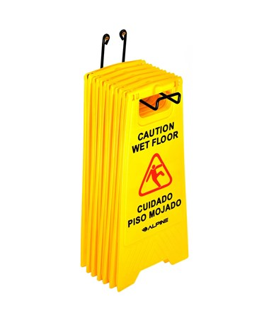Sign Holder for Alpine Wet Floor Signs ALP499-HOLDER