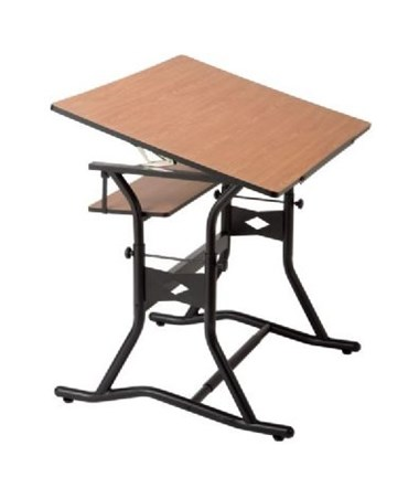 Alvin CraftMaster III Drafting Table ALV-CM50-3-WBR