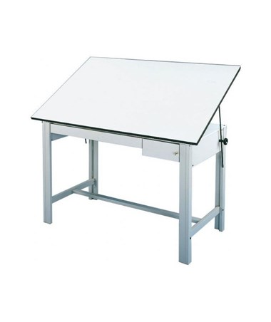 Alvin DesignMaster Drafting Table with Drawers DM60CT