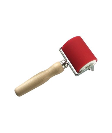 Heritage Arts Professional Hard Rubber Brayer ALVAB13070