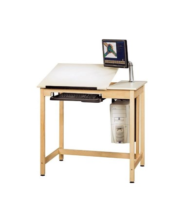 Shain Deluxe Drawing Table System ALVCDTC-70-